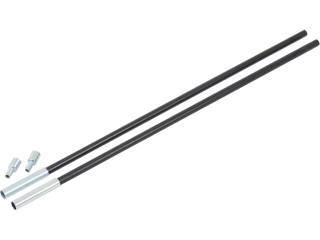 CAMPZ Fiberglass Rod with Pin & Sleeve 11mm/0,55m